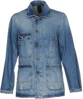(+) People + PEOPLE Denim outerwear - Item 42602496