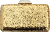 Kotur Framed Epsey Glitter Perspex Clutch