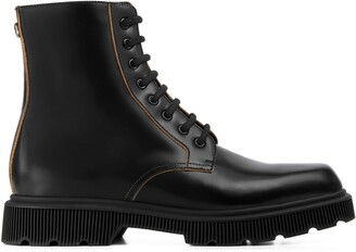Gucci Men's boot with Double G