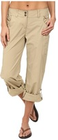 Exofficio Nomad Roll-up Pant Women's Casual Pants