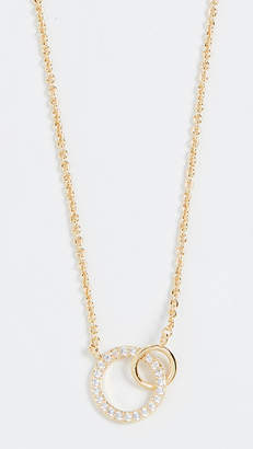 Gorjana Balboa Shimmer Interlocking Necklace