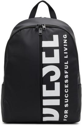 Diesel Black Bold Back III Backpack