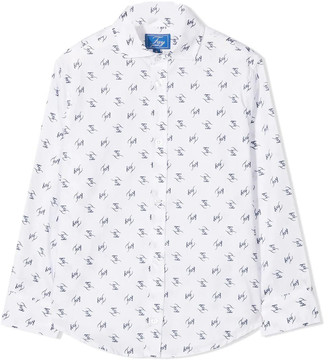 Fay Shirt With Print