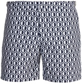 Orlebar Brown Bulldog Fiya-print swim shorts