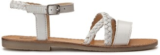La Redoute Collections Leather Sandals