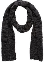 Stella McCartney Wool and Cashmere Knit Scarf