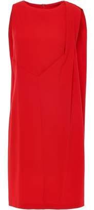 Chalayan Draped Satin-crepe Dress