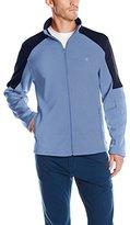 Izod Men's Performance Shaker Fleece Jacket