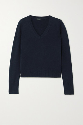 Joseph Cashmere Sweater - Navy
