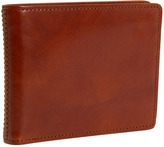 Bosca Old Leather New Fashioned Collection - Executive ID Wallet