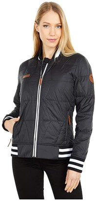 Obermeyer Paige Down Jacket (Black) Women's Clothing