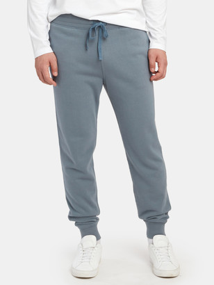Richer Poorer Drawstring Ankle Cuff Fleece Sweatpants