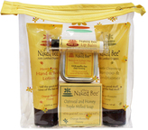 The Naked Bee Travel Kit with Candle
