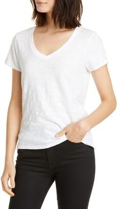 ATM Anthony Thomas Melillo Schoolboy V-Neck T-Shirt