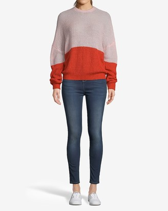 Express Cupcakes & Cashmere Janus Colorblock Sweater