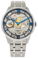 Tissot Chemin Des Tourelles Squelette T099.405.11.418.00 Stainless Steel Skeleton Dial 42mm Watch