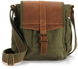 Women's The Same Direction TSD Brand Turtle Ridge Crossbody Bag