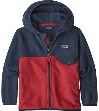 Patagonia Micro D Snap-T Fleece Jacket - Infant Boys'