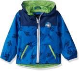 iXtreme Little Boys Spacecraft Jacket Mesh Lined Windbreaker Spring Coat