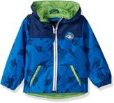 iXtreme Toddler Boys' Tonal Print Jacket with Mesh Lining
