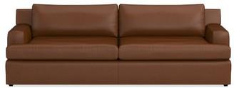 Williams-Sonoma Greenwich Leather Sofa