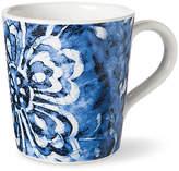 Ralph Lauren Home Cote D'Azur Floral Mug - Navy/White