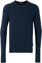 Michael Kors ribbed trim sweatshirt - men - Cotton - S