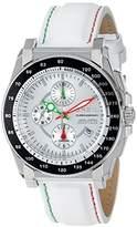Breil Milano Men's TW1036 Orchestra Analog Display Japanese Quartz White Watch
