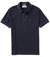 Original Penguin Exploded Pique Earl Slim-Fit Short-Sleeve Polo Shirt