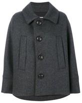women's grey wool coat - ShopStyle