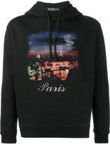Balenciaga Paris printed hoodie