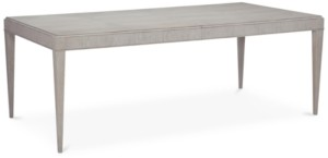 Furniture Rachael Ray Cinema Rectangular Expandable Dining Table