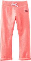 Osh Kosh Oshkosh French Terry Jogging Pants - Girls 4-7