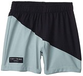 Tiny Tribe TINY TRIBE Olive Diagonal Boardshorts (Toddler/Little Kids) (Assorted Color) Boy's Shorts