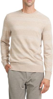 Theory Men's Glennis Crimden Striped Sweater