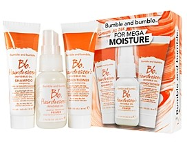 Bumble and Bumble Smooth as Silk for Mega Moisture Gift Set