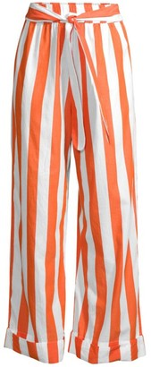 Mara Hoffman Sasha Striped Pants