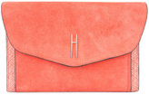 Hayward Bobby clutch - women - Calf Leather/Calf Suede - One Size