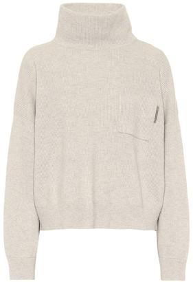Brunello Cucinelli Turtleneck cashmere sweater