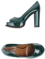 Studio Pollini Pumps with open toe