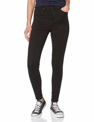 Vero Moda Women's Vmsophia Hw Skinny Jeans Soft Vi110 Noos