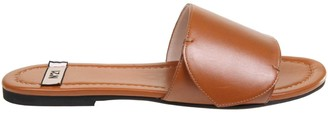 N°21 N 21 Leather Color Sandal
