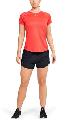Under Armour Women's UA Mileage Exposed Shorts