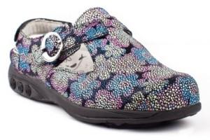 Chloé Therafit Shoe Adjustable Leather Clog Women's Shoes