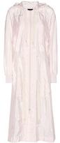 Isabel Marant Kelby Silk-blend Coat