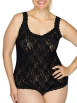 Hanky Panky Plus Size Lace Bodysuit