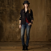 Denim & Supply Ralph Lauren Bohemian Military Jacket