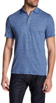 Zachary Prell Leoni Short Sleeve Polo Shirt