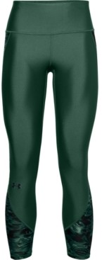Under Armour Women's HeatGear Compression Leggings
