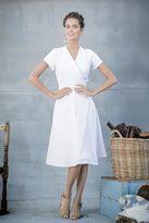 Shabby Apple Russel Wrap Dress